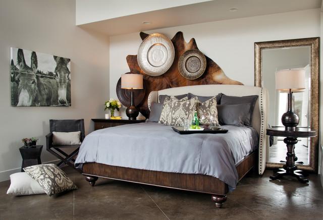 #1 Bruce Lietzke eclectic-bedroom