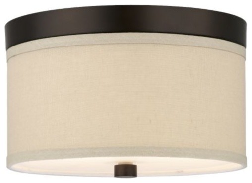 Embarcadero Flushmount contemporary ceiling lighting