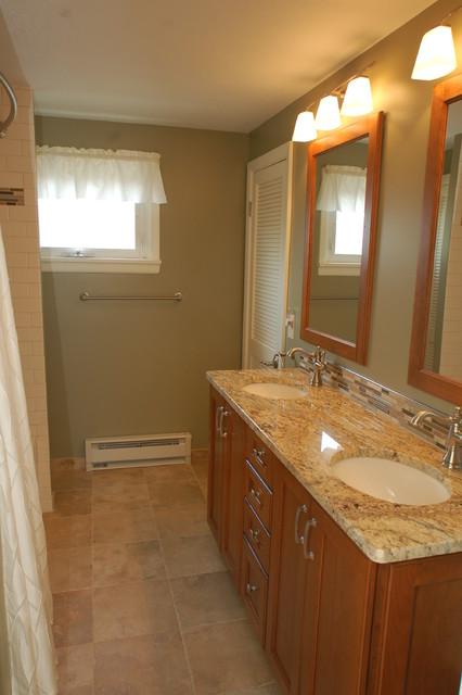 Baths transitional-bathroom