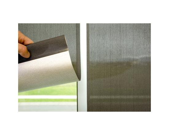 Silver Screen Fabric - Silver Screen Fabric - High Performance Solar Heat and Light Control