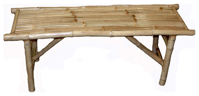 Folding Bench - Set Of 3 contemporary-indoor-benches