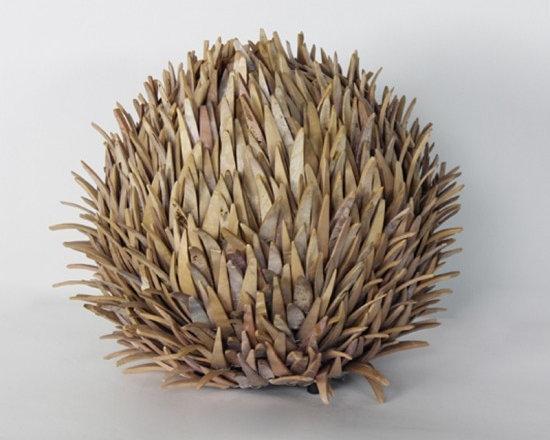 Small Sea Urchin Lamp -