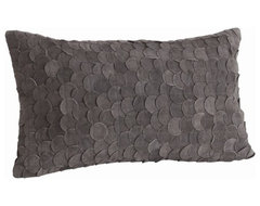Willa Pillow, Rectangle contemporary pillows