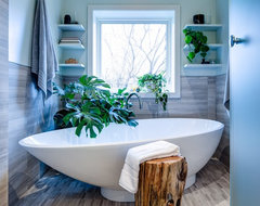 Riverdale Bathroom contemporary-bathroom