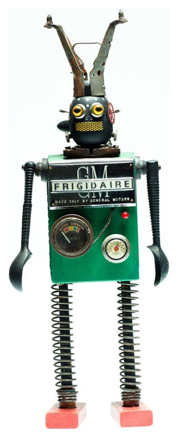 Kent Greenbaum Frigid-R813 Robot eclectic-artwork