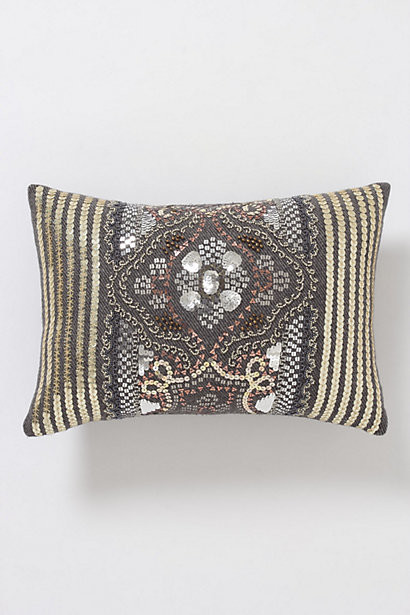 Eclectic Decorative Pillows by Anthropologie