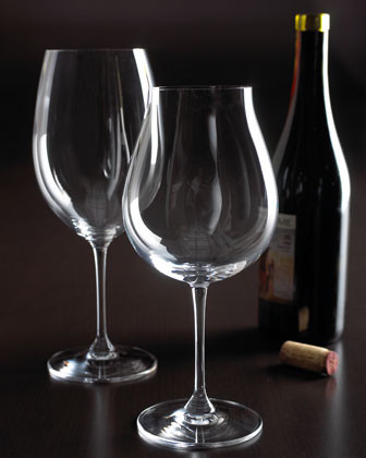Riedel Crystal Vinum Cabernet Glasses traditional-everyday-glassware