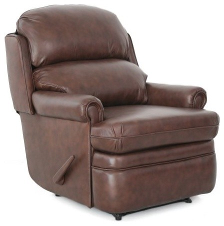 Barcalounger Capital Club II Recliner - Stargo Brown contemporary-armchairs-and-accent-chairs