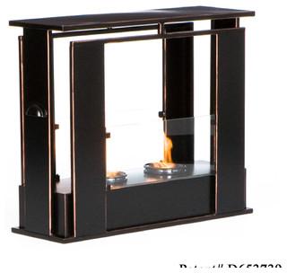 Walton Portable Indoor Outdoor Gel Fireplace