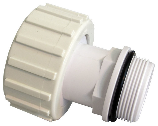Direct Connector For Cartridge Filter System And Pump 2 1/2 Inch To 2 Inch - Contemporary - Pool ...
