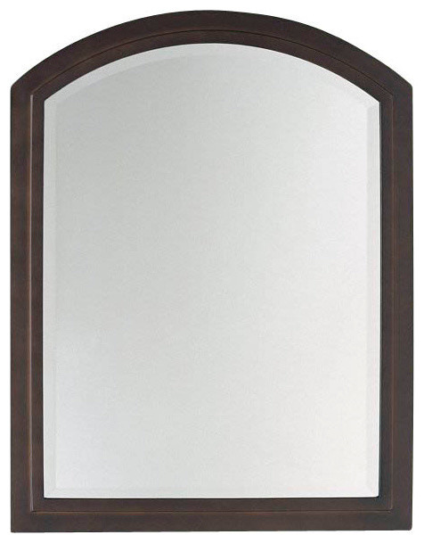 Oil Rubbed Bronze Mirror - Contemporary - Wall Mirrors - by Chachkies