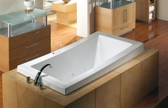 Urban Drop-in bathtub - MAAX Collection