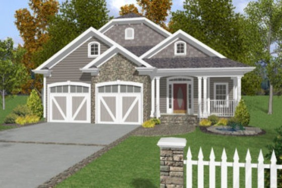 House Plan 56-245