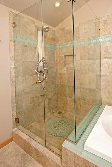 Heavy Glass Showers modern