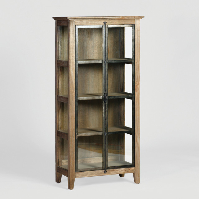 Braxton Small Cabinet by Gabby - Transitional - China Cabinets And Hutches - other metro - by GABBY