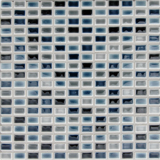 Mosaic Ideas for any space contemporary-tile