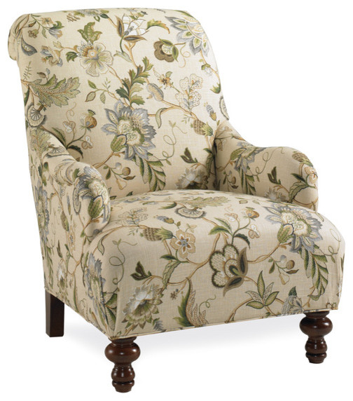 Higgins Club Chair traditional armchairs