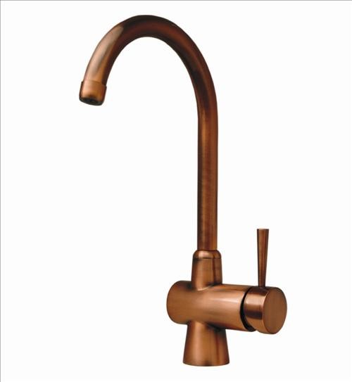 Whitehaus Wh16606-Pc Evolution Arcade Mixer contemporary-kitchen-faucets