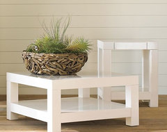 Parsons Coffee Table modern-coffee-tables
