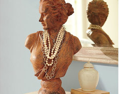 Decorative Bust traditional-artwork