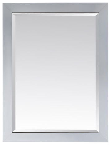 "Modero 32"" x 28"" Mirror modern-wall-mirrors"