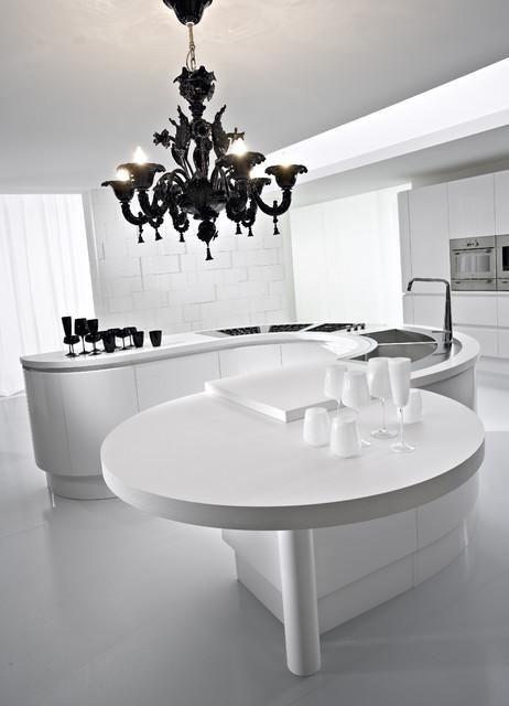 Pedini Cucine Artika kitchen-cabinetry