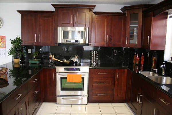 Cherry Kitchen Cabinetry Orlando By Golden Hammer Cabinet Wholesale