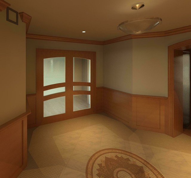 Highrise Makeover contemporary-rendering