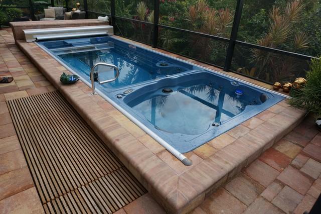 Endless Pool Spa Review