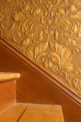 Classical foyer area executed in the traditional style traditional