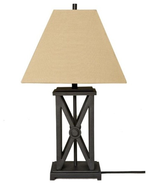 Chatham Outdoor Table Lamp Outdoor Table Lamps Chicago