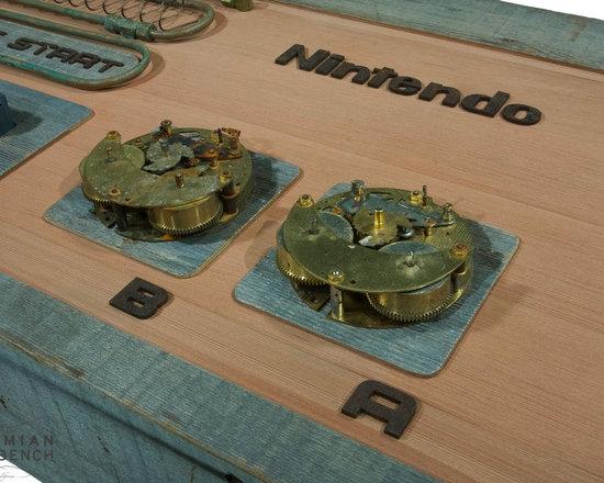 Junkyard Nintendo Coffee Table -