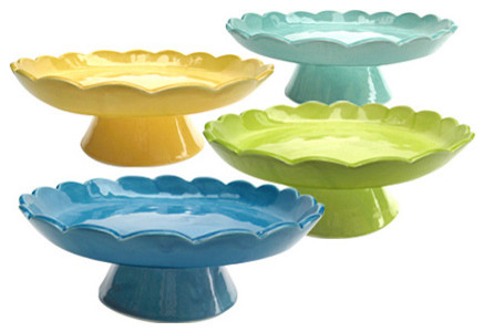 Handmade Ceramic Cake Stands  cookware and bakeware