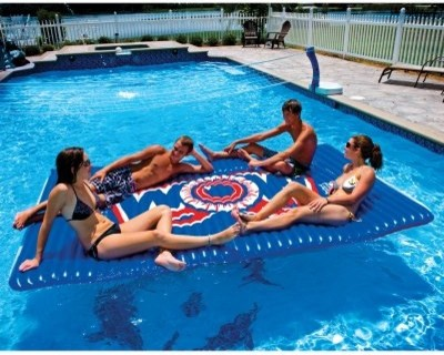 World of Watersports Water Walkway Raft modern-swimming-pools-and-spas