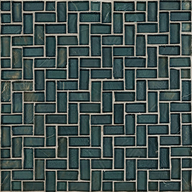 Profile Glass Tile - Ann Sacks Tile & Stone eclectic kitchen tile