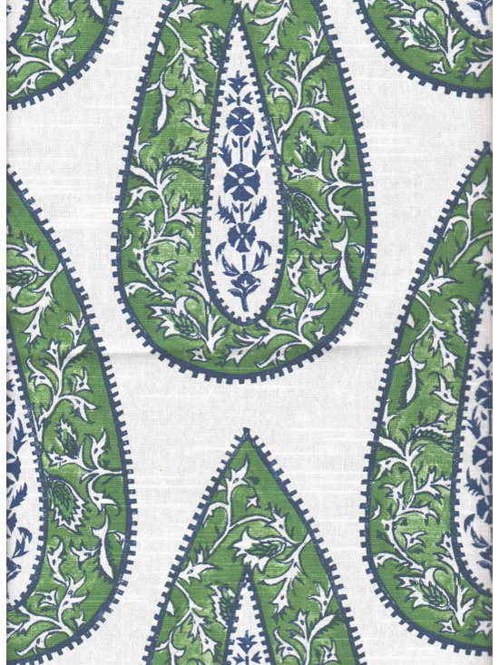 Bindi Cotton Fabric, Kelly -