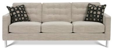 Rowe Abbott Sofa - Putty modern-sofas