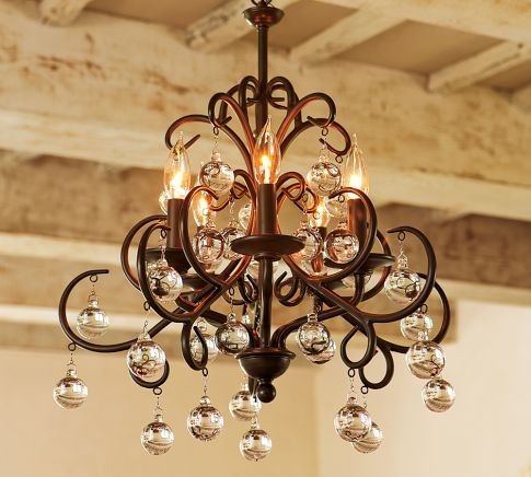 Bellora Chandelier traditional-chandeliers