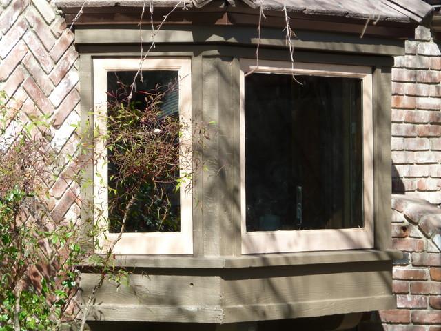 Custom Wood Windows traditional-windows
