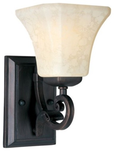 Oak Harbor Wall Sconce by Maxim Lighting contemporary-wall-lighting
