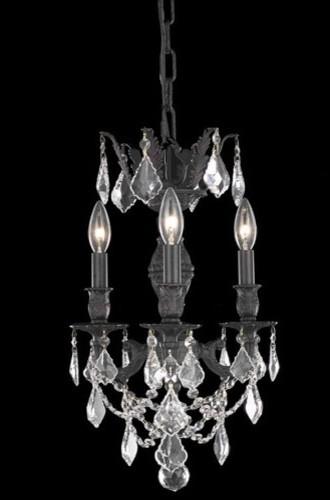 Marseille 3 Light  Chandelier modern-chandeliers