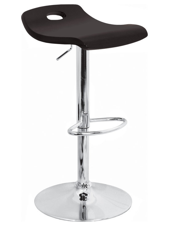 Surf Bar Stool - BLACK