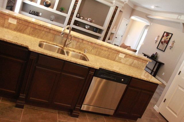Customized Alyssa traditional-kitchen