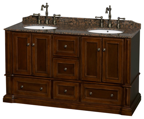 Does this double sink vanity also come in 48 inches - 48 inch double sink bathroom vanity ...