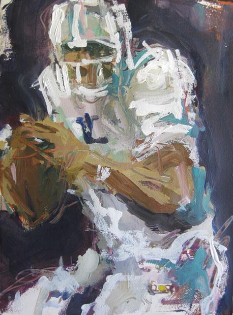 Football Art contemporary-artwork