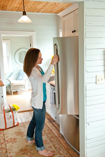 Sarah Steinberg Custom Design traditional-kitchen
