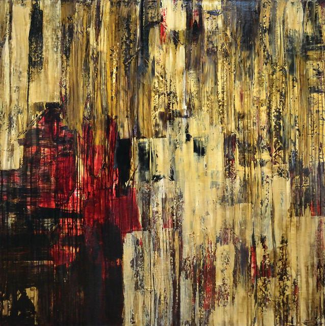 Under A Jaundice Sky contemporary-artwork