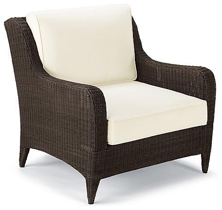 Monterey Lounge Cushions, Patio Furniture traditional-day-beds-and-chaises