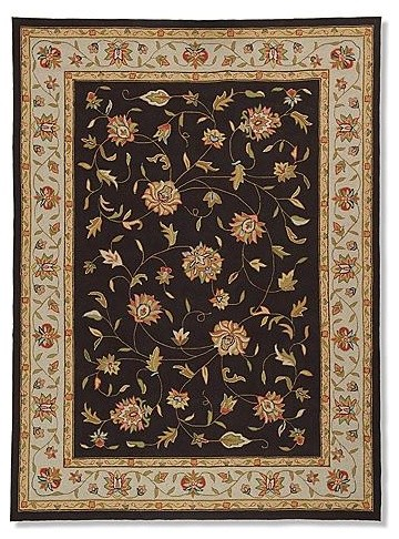 Cadence All Weather Area Rug Traditional Outdoor Rugs