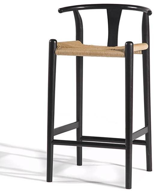 Xian Barstool Black Midcentury Bar Stools And Counter
